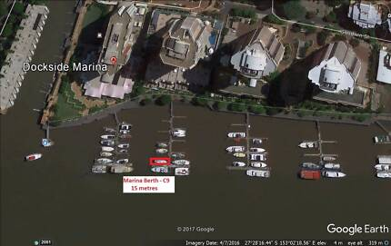 Liquidation of Dockside Marina Berth