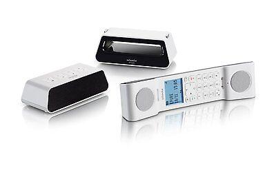 Swissvoice ePure 2 Version 2 V2 Cordless DECT Telephone with TAM Black/White