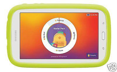 Samsung Galaxy Tab E Lite Kids 7-Inch Tablet (8 GB, White) NEW