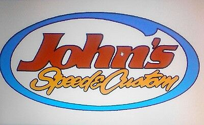 Johns Speed and Custom