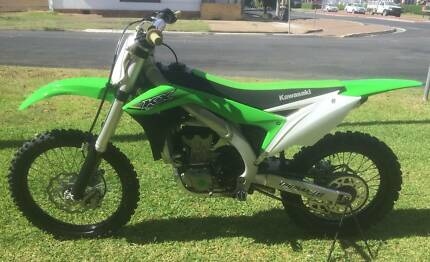 2017 KAWASAKI KX450F Moree Moree Plains Preview