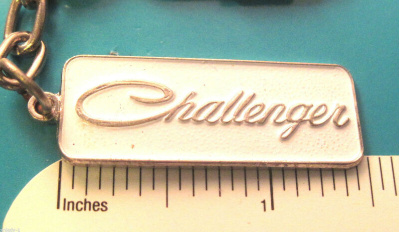 Dodge CHALLENGER - keychain , key chain GIFT BOXED