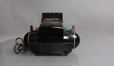 Lionel ZW 275 Watt 4 Train Transformer with AMP/Volt Meter