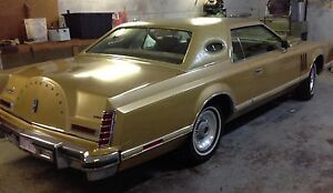 '77 Lincoln Continental Mark V