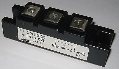 Powerex Dual Diode POW-R-BLOK Module - 30A - 800V - CD410830 - 30 A - 800 -