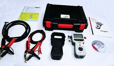 Mom2 Megger Bd-59070 Hand-held 200 A Micro-ohmmeter