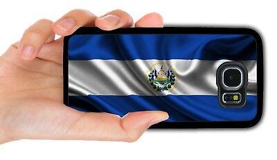 Samsung El Salvador (EL SALVADOR FLAG PHONE CASE COVER FOR SAMSUNG GALAXY NOTE S4 S5 S6 S7 S8 S9 PLUS)