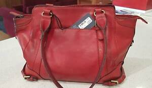 Leather Handbag Ladies Queens Park Canning Area Preview