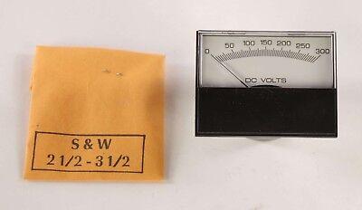 New 260220rxrx9 Yokogawa 0-300 Dc Voltmeter 2 12