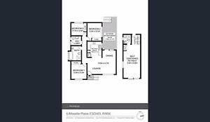 1 room for rent in a 3 bedroom house Eschol Park Campbelltown Area Preview