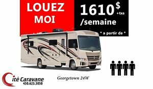2018 Forest River Georgetown 24W VR EN LOCATION Class A RV FO RE