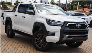 2020 Toyota Hilux Rogue (4x4) 6 Sp Automatic Double Cab P/up