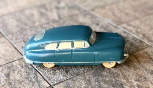 1949 Nash Airflyte Scale Model Steel Car Blue Sedan Banthrico