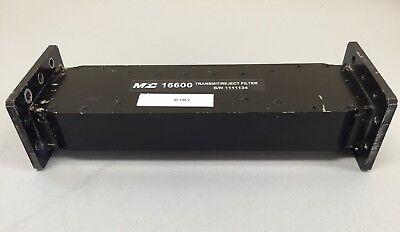 Mfc Super Extended C-band Transmit Reject Filter Model 16600