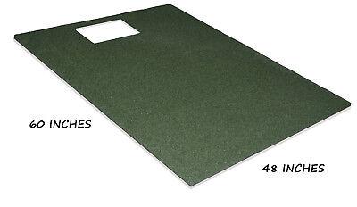 4 x 5 Golf Mat For Simulator Practice Golf Grass Turf Mat With Foam Pad