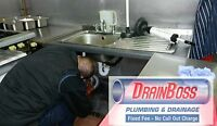 SEWER DRAIN CLEANING AND  PLUMBING 24/7 FLAT RATE