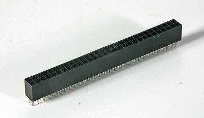 Pcb Header Connector - 60 Pin - 10 Pieces