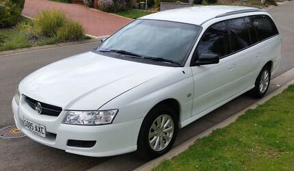 commodore vz 2005 wagon Gulfview Heights Salisbury Area Preview