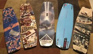 Brand New Wakeboards & Boots