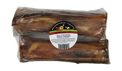 Pet 'n Shape - Made in USA - Beef Bone Natural Dog Treat Large Size 2-Count
