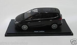 Modellauto Opel Zafira C Tourer 1:43 Mahagonibraun