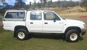 2004 Toyota Hilux Ute Longford Northern Midlands Preview