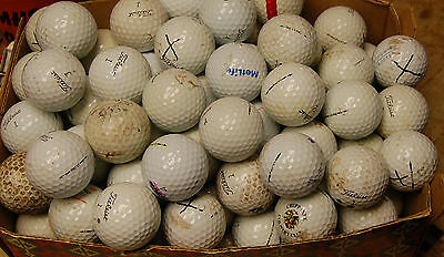 100 Titleist NXT Tour  range balls $24.50 with free shipping. Practice anywhere