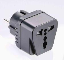 Foreign Travel Adapter - Continental Europe Grounded Adapt. PL
