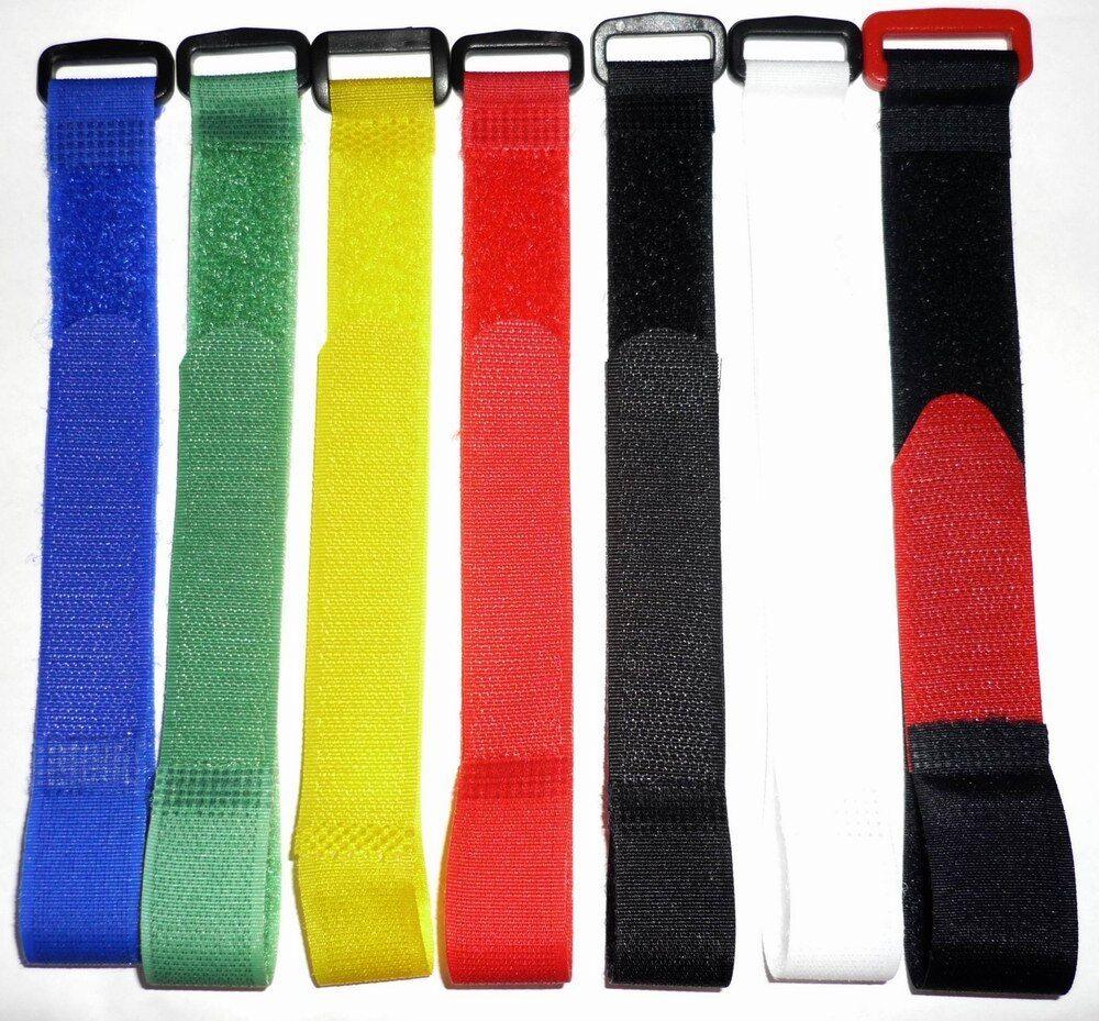 Klettband Klettbänder Klettverschluss Klettkabelbinder Kabelbinder Schlaufenband