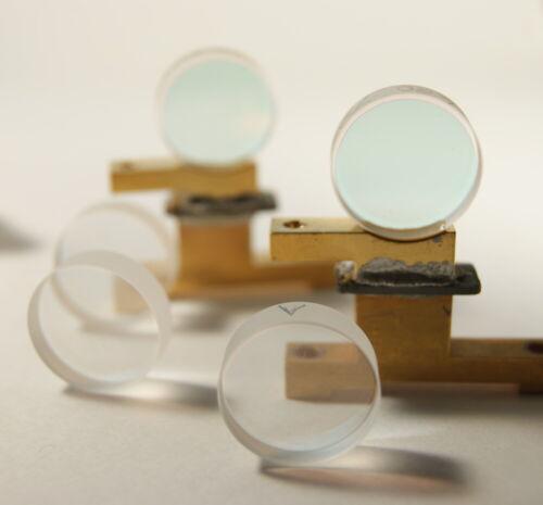 Coherent Avia laser Z fold pump mirror NEW HT>99.5% 808nm, HR>99.5%1064nm