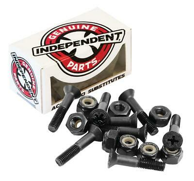 """Independent Skateboard 1.25"""" Phillips Truck Bolts - Old School x 8"""