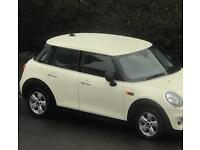 """F56 F55 Mini Genuine 15"""" Heli alloy wheels+tyres with working tpms valves and centre caps"""