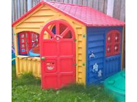 kids play house for garden. playhouse/wendyhouse