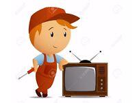 TV & ELECTRICAL REPAIR MAN !!WANTED!!!