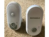 Motorola Baby Monitor (Model: MBP8) - Used