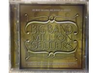 2 Big Band CDs - Big Band Million Sellers and Live In Berlin