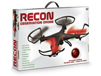 Recon Observation Drone - completely new!