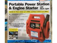 *New* Portable Power Station & Engine Starter