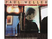 Paul Weller Your do something to me cd single