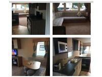 HAGGERSTON CASTLE DULXE CARAVAN FOR HIRE SPECIAL OFFER FROM £99