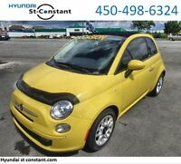 2012 Fiat 500C POP CONVERTIBLE GPS A/C A QUI LA CHANCE !!!