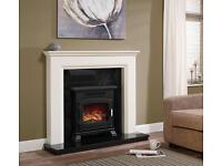Be modern westerdale electric fireplace