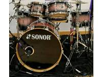 Sonor Select Force S-drive Maple Drums
