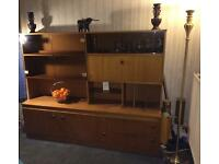 Free display cabinet