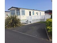Static Caravan Martello Beach, Pevensey Bay 2 bedrooms, 6 berth Carnaby Dovedale 2006