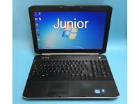 Dell i5 UltraFast HD Laptop 6GB Ram, 320GB, Win 7, HDMI, office, Robust & Strong, Good Condition