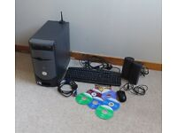 Dell Dimension 4600 Desktop Computer System LAN and Wireless Internet Connection