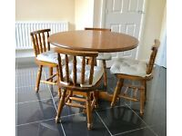 South African wooden table for sale