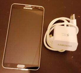 Samsung Note 3 Very Good Condition with Charger