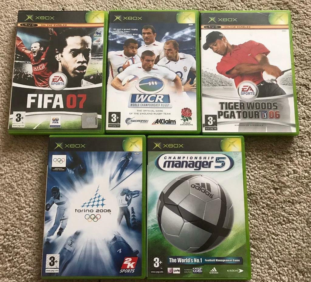 Xbox original games | in Newbury, Berkshire | Gumtree